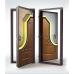 Стальная дверь ДС 10 ТЕРМОРАЗРЫВ купить по выгодной цене