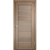 Дверное полотно 3D FLEX UNICA 1 800х2000 Цвет Бруно стекло Мателюкс