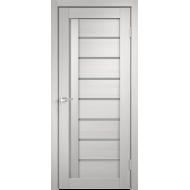 Дверное полотно 3D FLEX UNICA 3 700х2000 цвет Белый стекло Мателюкс