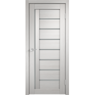 Дверное полотно 3D FLEX UNICA 3 900х2000 цвет Белый стекло Мателюкс