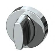 Ручка поворотная WC-BOLT BK6/URB СР-8 Хром