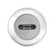 Накладка под сувальдный ключ SC RM CP-8 (1 шт.)