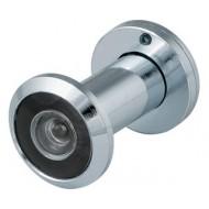 DVZ1, 16/200/35x60 (оптика пластик, угол обзора 200) CP Хром (подвес)