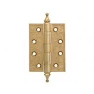 Петля универсальная Castillo CL 500-A4 102x76x3,5 IG Итальянское золото