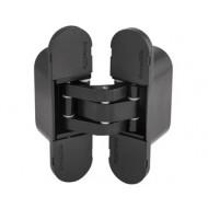 Петля скрытой установки  с 3D-регулировкой UNIVERSAL 3D-ACH 60 BL Черный