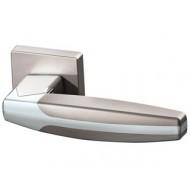 Ручка раздельная ARC USQ2 SN/CP/SN-12 Матовый никель/хром/матовый никель